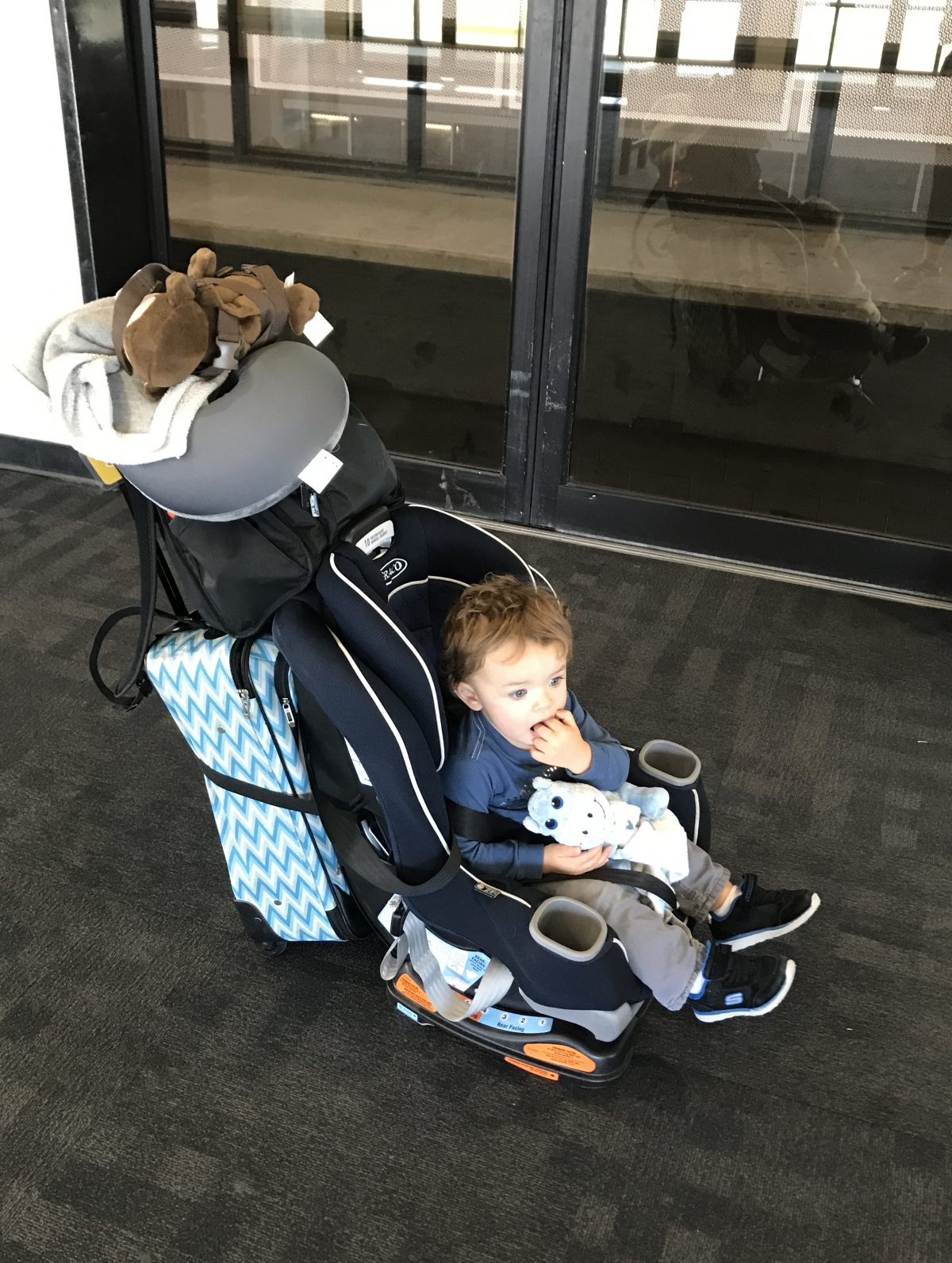 Top 10 Tips: Traveling with Toddlers (and Infants):