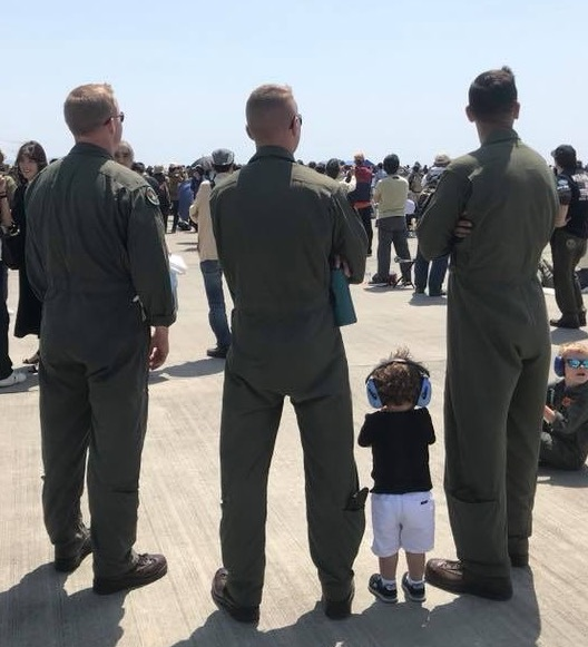 The Military Child